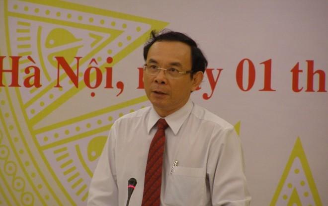 Thủ tướng Nguyễn Tấn Dũng: Sai phạm tại Dự án 8B Lê Trực cho thấy quản lý yếu kém