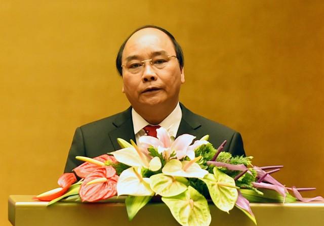 Thủ tướng Nguyễn Xuân Phúc: Dự báo năm nay đạt và vượt toàn bộ 13 chỉ tiêu kinh tế, xã hội