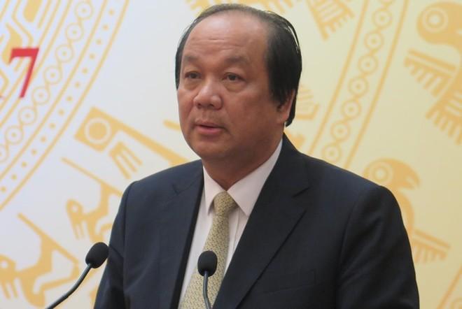 Bộ trưởng Mai Tiến Dũng: Môi trường kinh doanh tăng 14 bậc, nhưng doanh nghiệp vẫn gặp khó khăn