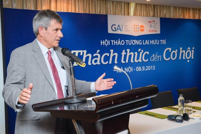 95% người dân Việt Nam lo thiếu tiền khi về hưu