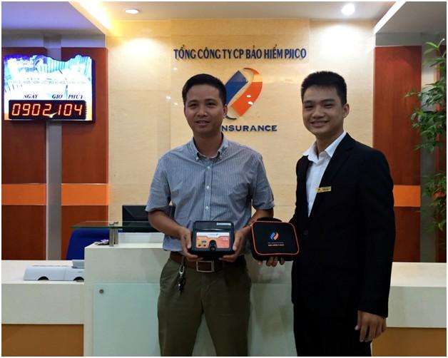 Gần 2.200 khách hàng đầu tiên nhận quà từ Bảo hiểm PJICO