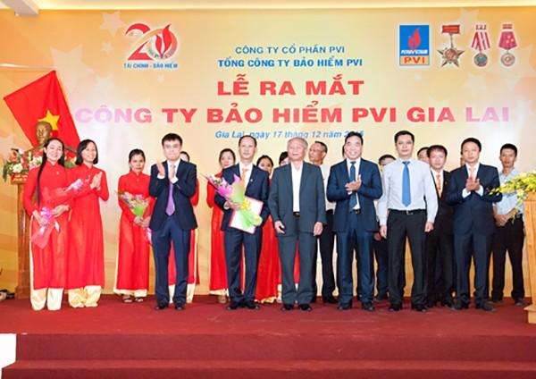Bảo hiểm PVI mở rộng thị trường tại Gia Lai