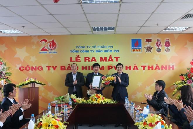 Bảo hiểm PVI ra mắt công ty thành viên thứ 30