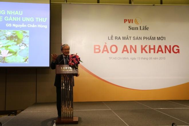 Năm 2015, PVI Sun Life hoàn thành 117% kế hoạch doanh thu