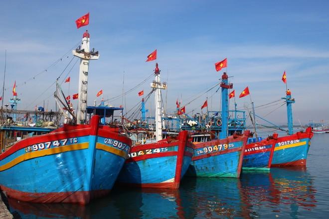 Bảo hiểm tàu cá bồi thường gần 60 tỷ đồng