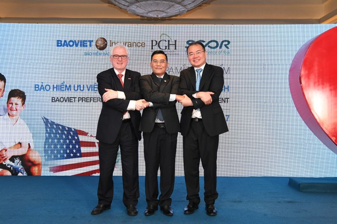 Bảo hiểm Bảo Việt ra mắt sản phẩm bảo hiểm ưu việt cho bệnh ung thư và tim mạch