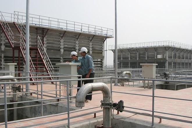 Cấp, thoát nước cần 219.000 tỷ đồng đầu tư, phải tăng giá nước!