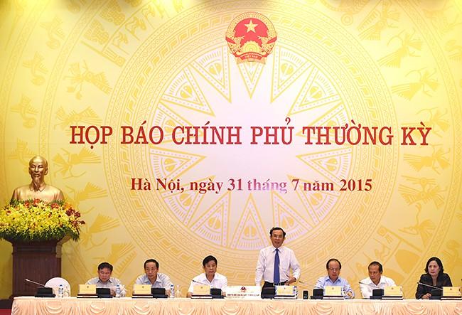 Bộ trưởng Nguyễn Văn Nên nói gì về vụ khởi tố nguyên Chủ tịch PVN?