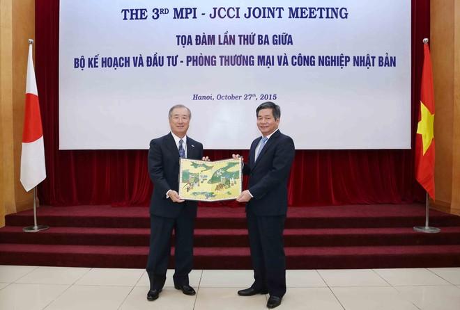 Mô hình hợp tác mới giữa Việt Nam và Nhật Bản