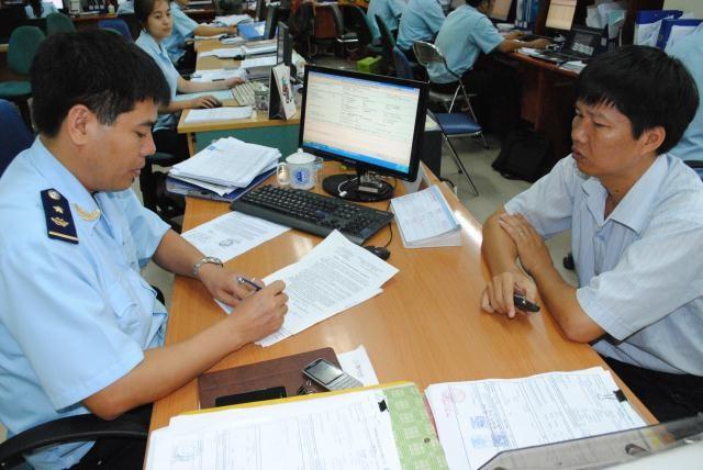 Tổng cục Hải quan thúc cấp dưới thu hồi nợ thuế
