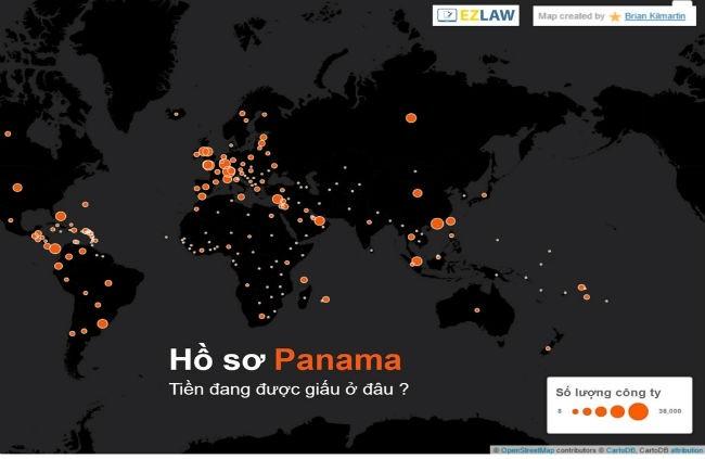 Hồ sơ Panama vào Hội nghị thượng đỉnh chống tham nhũng
