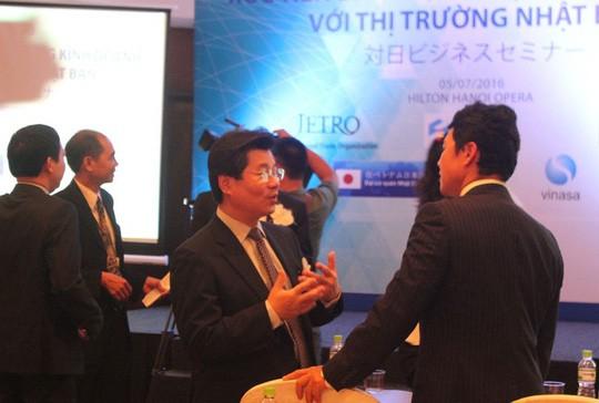 Nhật Bản kêu gọi doanh nghiệp Việt Nam đầu tư vào công nghệ thông tin