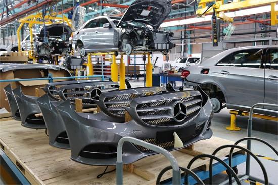 Chỉ số tăng trưởng công nghiệp 10 tháng năm 2017 tăng mạnh 8,7%