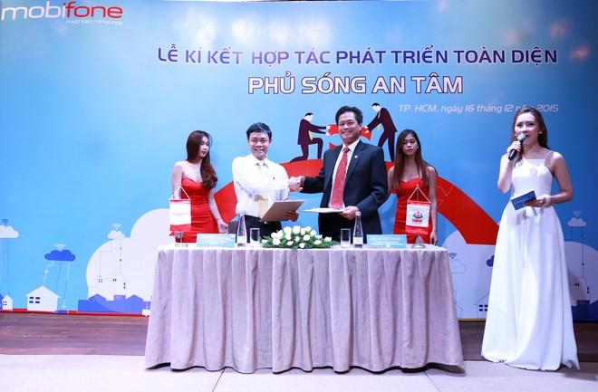 Bảo Minh hợp tác với Mobifone