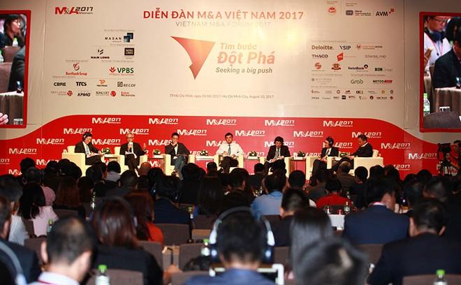 Hai kịch bản cho thị trường M&A Việt Nam 2017