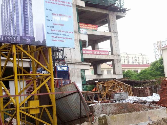 """Sờ gáy 4 dự án bất động sản """"lùm xùm"""" tại Hà Nội"""