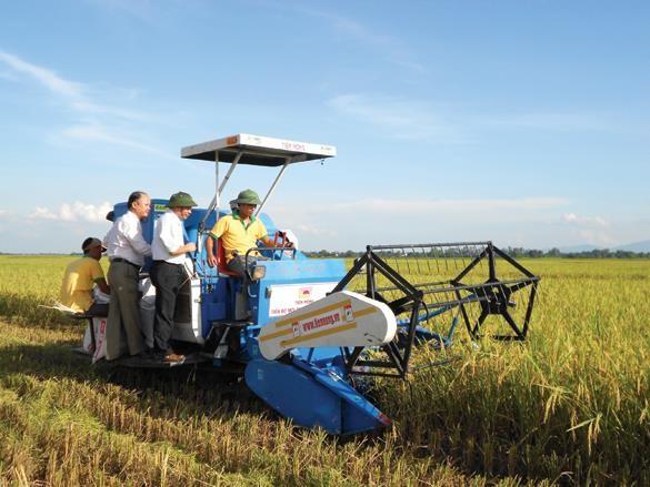 Hạn chế kép của ngành nông nghiệp