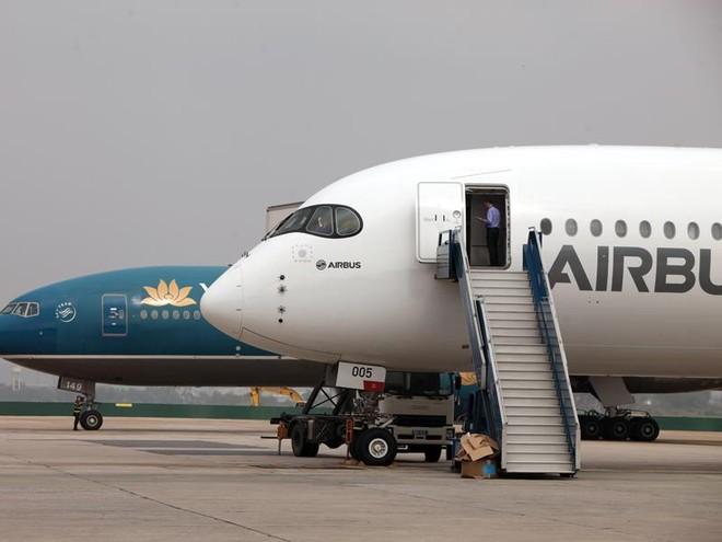 Airbus hứa sẽ lập trung tâm sản xuất tại Việt Nam