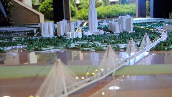 Hà Nội chủ động lựa chọn nhà đầu tư cho trục đô thị Nhật Tân - Nội Bài
