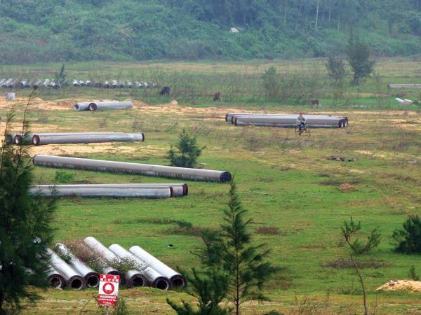 Thanh tra dự án thép tỷ USD Guang Lian