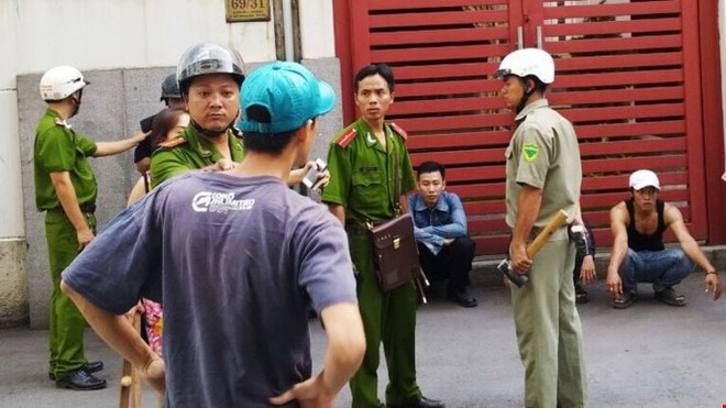 Ban quản trị Chung cư 4S Riverside yêu cầu khởi tố lãnh đạo chủ đầu tư
