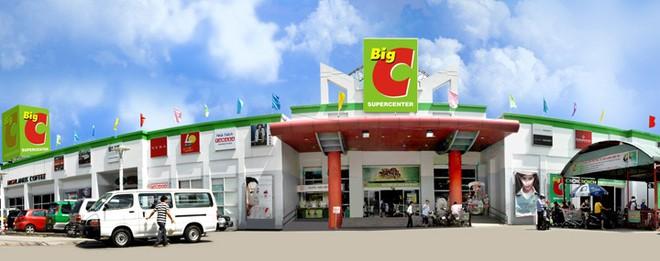 Big C Việt Nam dự kiến được bán với giá 750 triệu Euro