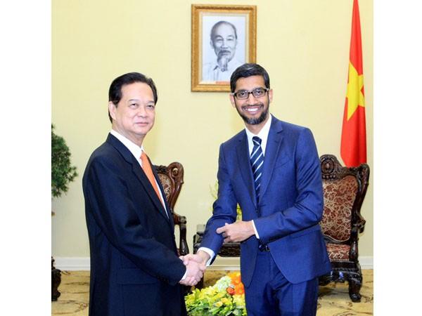 Việt Nam là một trong những thị trường quan trọng nhất của Google