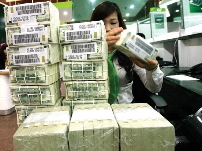 Giảm lãi suất USD có giảm găm giữ ngoại tệ?