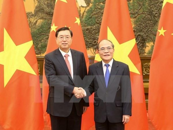 Kết nối chiến lược phát triển kinh tế Việt Nam-Trung Quốc