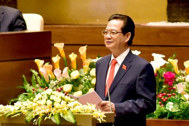 Thủ tướng chủ trì Hội nghị Chính phủ với các địa phương tháng 12/2015
