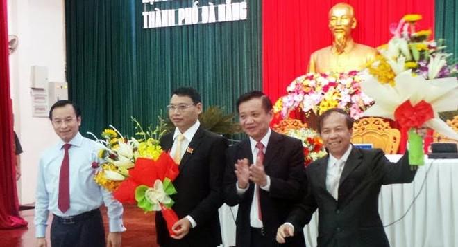 Ông Hồ Kỳ Minh được bầu làm Phó chủ tịch UBND TP. Đà Nẵng