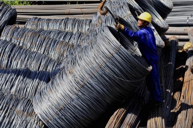 Thép Trung Quốc giả xuất xứ Việt Nam để hưởng ưu đãi