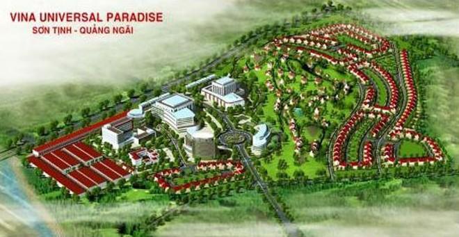 Tập đoàn Tân Tạo chật vật vì dự án nghìn tỷ ở Quảng Ngãi