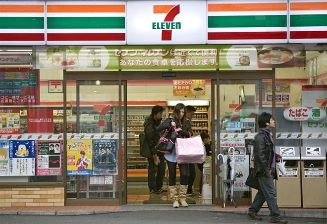 """""""Chiến trường"""" bán lẻ Việt Nam căng thẳng với kế hoạch của 7-Eleven"""