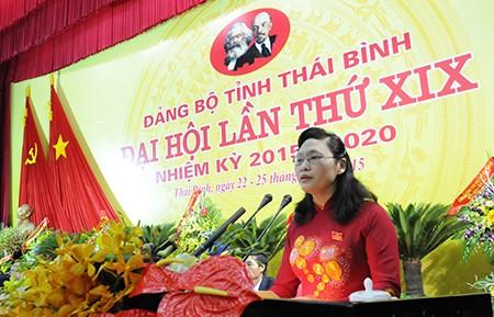 Phê chuẩn nhân sự UBND 2 tỉnh Thái Bình và Điện Biên