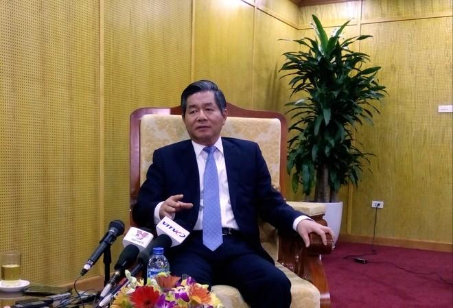 """Bộ trưởng Bùi Quang Vinh: """"Về hưu tôi sẽ đi làm ruộng"""""""