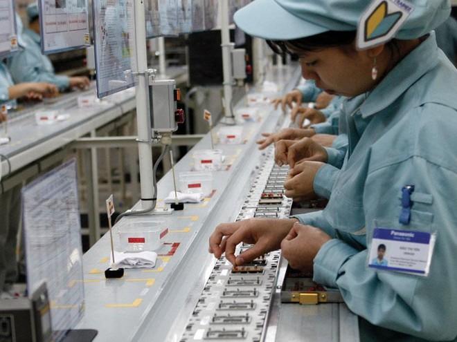 Các dự án FDI điện tử ồ ạt vào Việt Nam