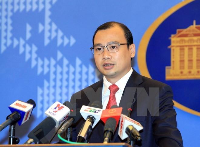 Yêu cầu Trung Quốc rút giàn khoan ra khỏi ngoài cửa Vịnh Bắc Bộ