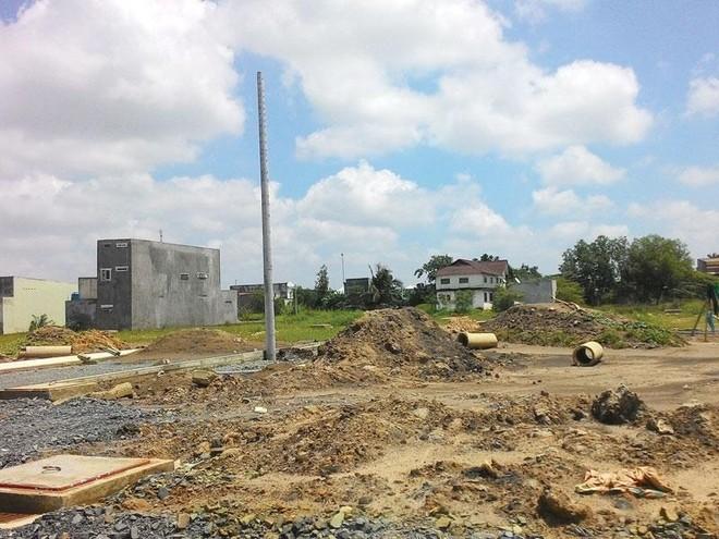 Sốt ảo đất nền quanh Dự án Sân bay Long Thành