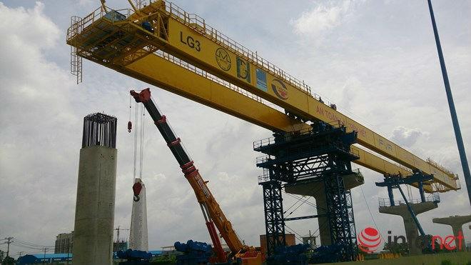Dự án metro Bến Thành - Tham Lương đội vốn khoảng 700 triệu USD