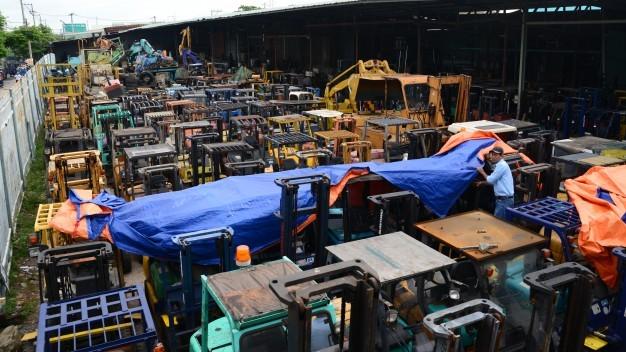 Việt Nam chi hơn 49,5 tỷ USD nhập khẩu hàng hóa từ Trung Quốc