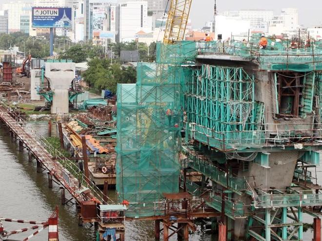 Chi 41.385 tỷ đồng cho gần 9km tuyến metro số 5 TP.HCM