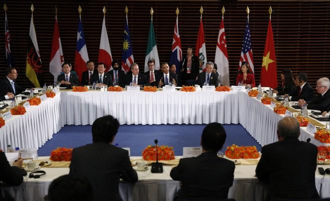 TPP không còn là lời hứa