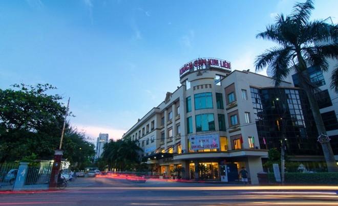 Bầu Thụy bắt tay Hyatt xây khách sạn 5 sao trên đất vàng Kim Liên?