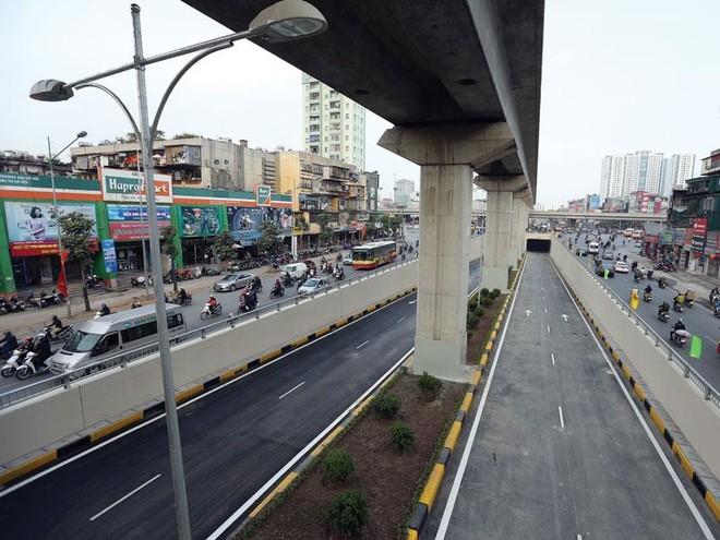 Đường sắt Cát Linh - Hà Đông dự kiến vận hành trong năm 2016
