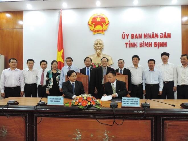 Nhiều đại gia nội rót vốn đầu tư vào Bình Định