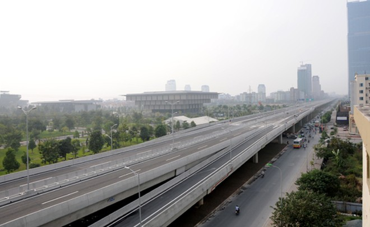 Tháng 6, Dự án cầu cạn Mai Dịch - Nam Thăng Long sẽ khởi công