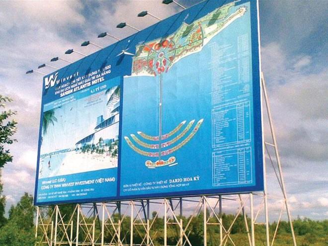 Bà Rịa - Vũng Tàu: Lối thoát nào cho 2 dự án tỷ đô Dragon Sea và Saigon Atlantic?
