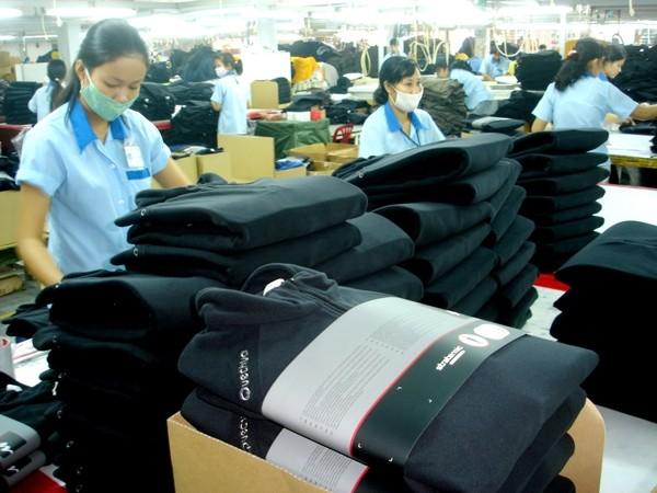 Xuất khẩu hàng dệt may sang EU: Campuchia sắp đuổi kịp Việt Nam