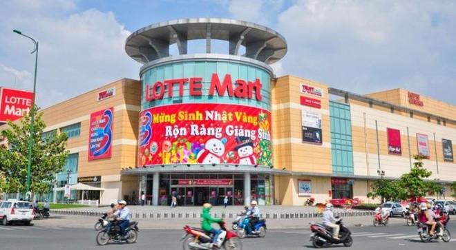 Lotte lao vào cuộc đấu giá 1 tỷ USD để thâu tóm Big C Việt Nam